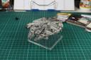 X-Wing - Millenium Falcon