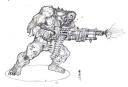 Deadzone Kickstarter Stretch Goal 4 Plague HMG
