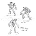 Deadzone Sci-Fi Zombies