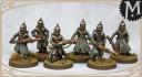Meridian Miniatures Kickstarter Prussian soldiers