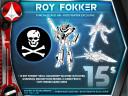 Robotech Kickstarter Roy Fokker