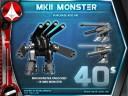 Robotech MK2 Monster