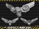 Puppets War Jump Packs Render