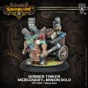 Warmachine Gobber Tinker