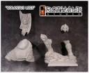 Rothand Colossus Beine