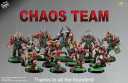 Willy Miniatures Chaosteam