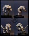 Willy Miniatures Werwolf Starspieler