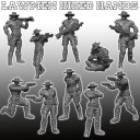 Lawmen Hired Hands Konzept