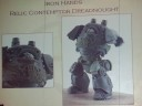 Forge World - Iron Hand Relic Contemptor Dreadnought