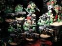 Forge World - Salamanders Heavy Flamer Squad