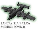 6mm_Lancastrian Medium Bomber