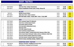 TinBitz DUST Tactics Rabattaktion