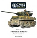 Bolt Action - M36/B1 Tank Destroyer
