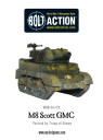 Bolt Action - M8 Scott GMC