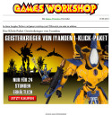 Games Workshop - Newsletter