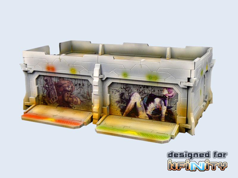 micro art studio district 5 garage br ckenkopf online. Black Bedroom Furniture Sets. Home Design Ideas