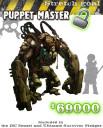 Escape Kickstarter 69000 Puppet Master