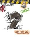 Escape Wormbot Stretch Goal