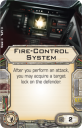X-Wing fire-control-system