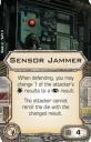 X-Wing sensor-jammer