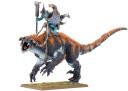 Warhammer Fantasy Carnosaurier Troglodon der Echsenmenschen 2