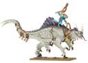 Warhammer Fantasy Carnosaurier Troglodon der Echsenmenschen 3