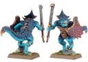 Warhammer Fantasy Carnosaurier Troglodon der Echsenmenschen 4