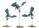 Warhammer Fantasy Teradon-Reiter Raptodaktylen der Echsenmenschen 1