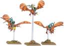 Warhammer Fantasy Teradon-Reiter Raptodaktylen der Echsenmenschen 2