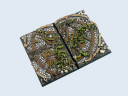 Dark Temple Bases, 50x75mm (2)