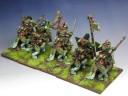 Goblin Fleabag Riders Winterdyne Commission Modelling 2