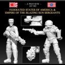 Dystopian Legions Sergeants Preview