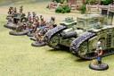 Dystopian Legions Terrier Panzer 2