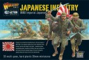 Imperial Japanese Infantry plastic boxed set 1