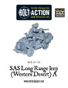 SAS long range Jeeps (Western Desert)