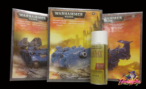 Fantasy In Space Marines WH40KDEAL