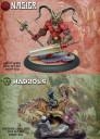 Wrath of Kings Kickstarter Monster Add-ons 2
