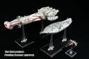 X-Wing Tantive IV und Transporter