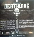 Deathwing Shooter Flyer 2
