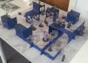 Deadzone modulares Gelände gebaut