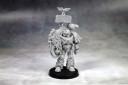 Warhammer 40.000 - Space Marine Captain Hüter der Reliquien