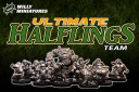 Ultimate Halfling Fantasy Football Team