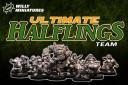 Ultimate Halfling Fantasy Football Team