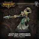Warmachine - Cryx SkarlockCommander