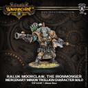 Warmachine - Söldner RalukMoorclaw