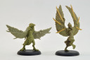 Hell Dorado Corvus Harriers Sculpts