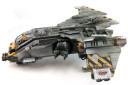 Space Marine Fire Raptor 1