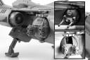Space Marine Fire Raptor 4