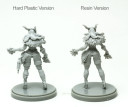 Kingdom Death Hartplastik vs Resin 2