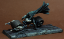 Knight Models Batman mit Batbike